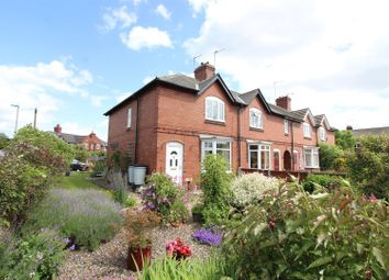 Thumbnail 2 bed terraced house for sale in Railway Cottages, South Milford, Leeds
