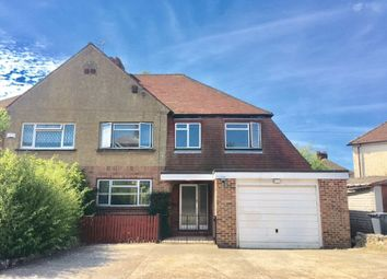 Thumbnail 5 bed semi-detached house to rent in Shirley Way, Maidstone