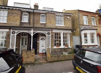 Thumbnail 4 bed end terrace house for sale in Windsor Road, Kew, Richmond, Surrey