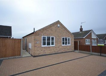 Thumbnail 2 bed bungalow for sale in St Marys Road, North Hykeham, Lincoln