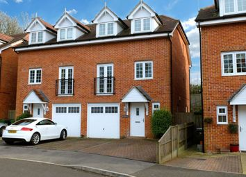 Thumbnail 4 bed town house to rent in Kings View, Alton