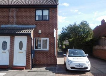 Thumbnail 2 bed flat to rent in Regent Court, Blyth