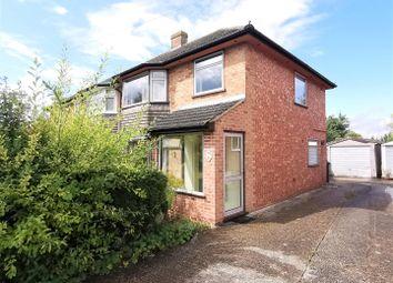 Morley Road, Basingstoke RG21. 3 bed semi-detached house