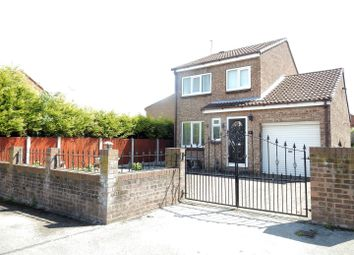 Thumbnail 3 bed detached house for sale in Trueman Court, Worksop