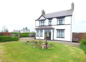 Thumbnail 4 bed detached house for sale in Lon Groesffordd, Edern, Pwllheli, Gwynedd