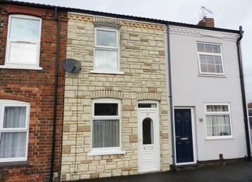 Thumbnail 2 bed terraced house for sale in Castle Street, Lincoln