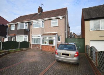 Thumbnail 3 bed semi-detached house for sale in Newbold Back Lane, Newbold, Chesterfield, Derbyshire