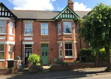 Thumbnail 4 bed terraced house for sale in Summerland Avenue, Minehead