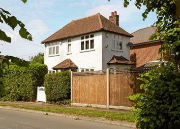Thumbnail 2 bedroom detached house for sale in Cornwall Avenue, Claygate, Esher, Surrey