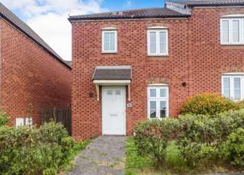 3 bed end terrace house for sale in Groeswen Park, Port Talbot, Neath Port Talbot. SA13