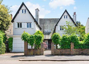 Thumbnail 3 bed flat to rent in Highbury Road, Wimbledon Village
