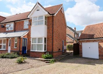 Thumbnail 3 bedroom semi-detached house for sale in Barley Way, Horncastle, Lincs