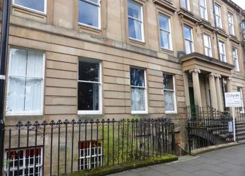 Thumbnail 2 bedroom flat to rent in Royal Terrace, Park, Glasgow