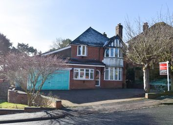 Thumbnail 4 bed detached house for sale in Quarry Lane, Birmingham