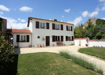 Thumbnail 4 bed town house for sale in Jarnac, Charente, France
