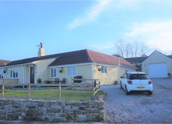 Thumbnail 4 bed detached bungalow for sale in Trelogan, Holywell