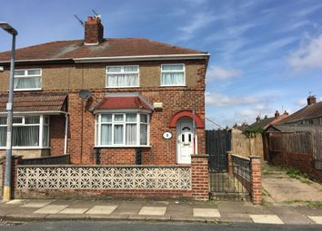 Thumbnail 3 bed semi-detached house to rent in Westhill Road, Grimsby