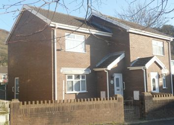 Thumbnail 2 bed semi-detached house for sale in Ferry Close, Briton Ferry, Neath