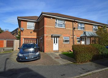 Thumbnail 3 bed semi-detached house for sale in Sandwick Close, London