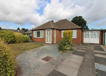 Thumbnail 2 bed bungalow for sale in Heald Grove, Heald Green, Cheadle, Cheshire