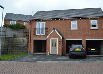 Thumbnail 2 bedroom flat for sale in Hirst Close, Arnold, Nottingham