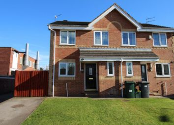 Thumbnail 3 bed semi-detached house for sale in Grange Court, Doncaster