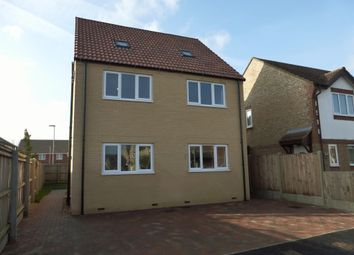 Thumbnail 2 bedroom semi-detached house for sale in Williams Way, Manea, March