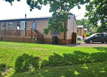 Thumbnail Mobile/park home for sale in Carters Road, Upton, Ryde, Isle Of Wight
