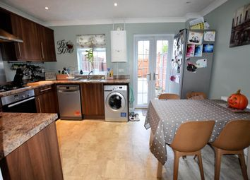 Thumbnail 3 bed town house for sale in Chamomile Way, Spalding