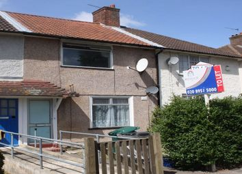 Thumbnail 2 bed terraced house to rent in Wolsey Grove, Edgware, Middlesex, UK