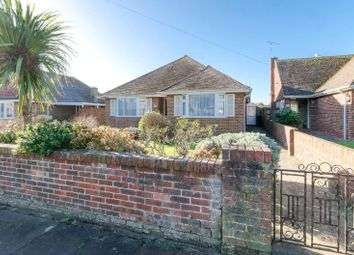 Thumbnail 3 bedroom detached bungalow for sale in Fairview Avenue, Goring-By-Sea, Worthing