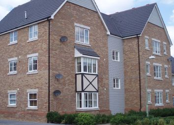 Thumbnail 2 bed flat to rent in Richards Field, Chineham