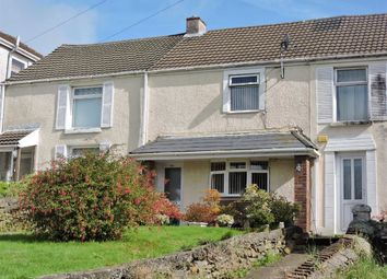 Thumbnail 2 bed terraced house for sale in Llangyfelach Road, Treboeth, Swansea