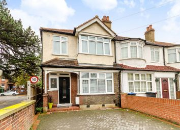 Thumbnail 3 bedroom end terrace house for sale in Red Lion Road, Surbiton