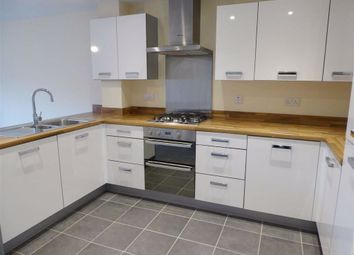Thumbnail 3 bed town house to rent in Albion Terrace, The Common, Patchway, Bristol