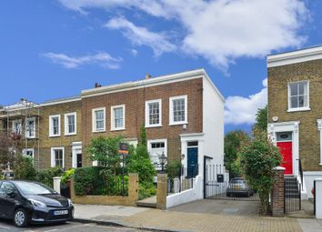 Thumbnail 3 bed end terrace house for sale in Lawford Road, London