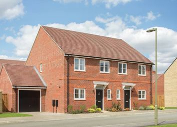 "Thumbnail 3 bed semi-detached house for sale in ""The Bladon"" at Calais Dene, Bampton"