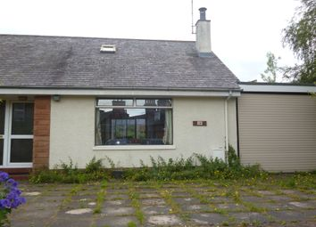 Thumbnail 2 bed detached bungalow for sale in 10 Watling Street, Dumfries