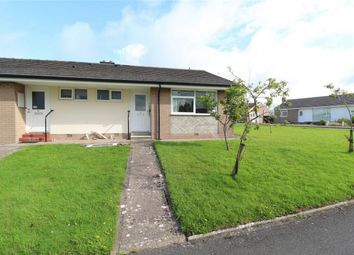 Thumbnail 1 bedroom semi-detached bungalow for sale in Glebe Crescent, Appleby-In-Westmorland