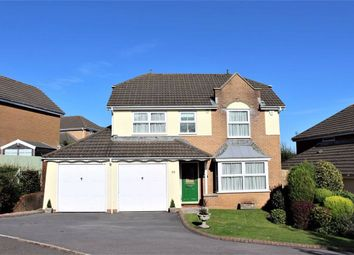 Thumbnail 4 bed detached house for sale in Libby Way, Mumbles, Swansea