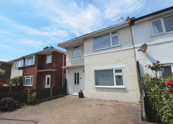 Thumbnail 3 bedroom semi-detached house for sale in Golf Road, Deal