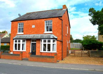 Thumbnail 4 bed detached house to rent in Yew Tree Terrace, Gold Street, Hanslope, Milton Keynes