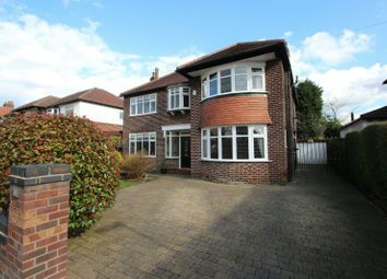Thumbnail 4 bed detached house for sale in Hayling Road, Sale