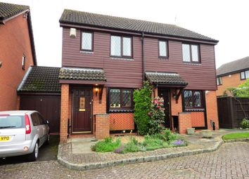 Thumbnail 2 bed semi-detached house to rent in Windmill Field, Windlesham