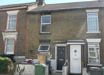 Thumbnail 2 bed terraced house to rent in Chillington Street, Maidstone