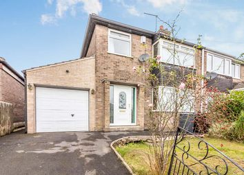 Thumbnail 3 bed semi-detached house for sale in Vicarage Road, Grenoside, Sheffield, South Yorkshire