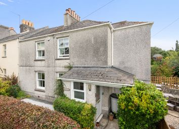 Thumbnail 4 bed end terrace house for sale in Off Fore Street, Plympton St Maurice, Plymouth