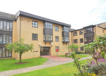 Thumbnail 2 bed flat for sale in Millfield Court, Brampton Road, Huntingdon, Cambridgeshire