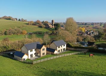 Thumbnail 4 bedroom detached house for sale in Oak House, Tresseck Mill Road, Hoarwithy