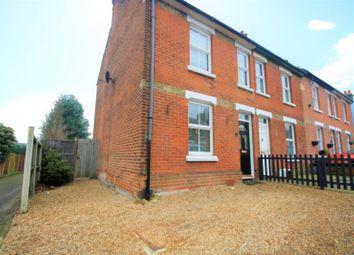 Thumbnail 3 bedroom end terrace house to rent in Bergholt Road, Colchester